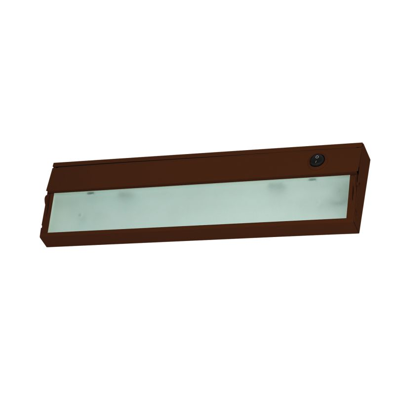 "Cornerstone Lighting A109UC Aurora 1 Light 4.75"" Light Bar Bronze"