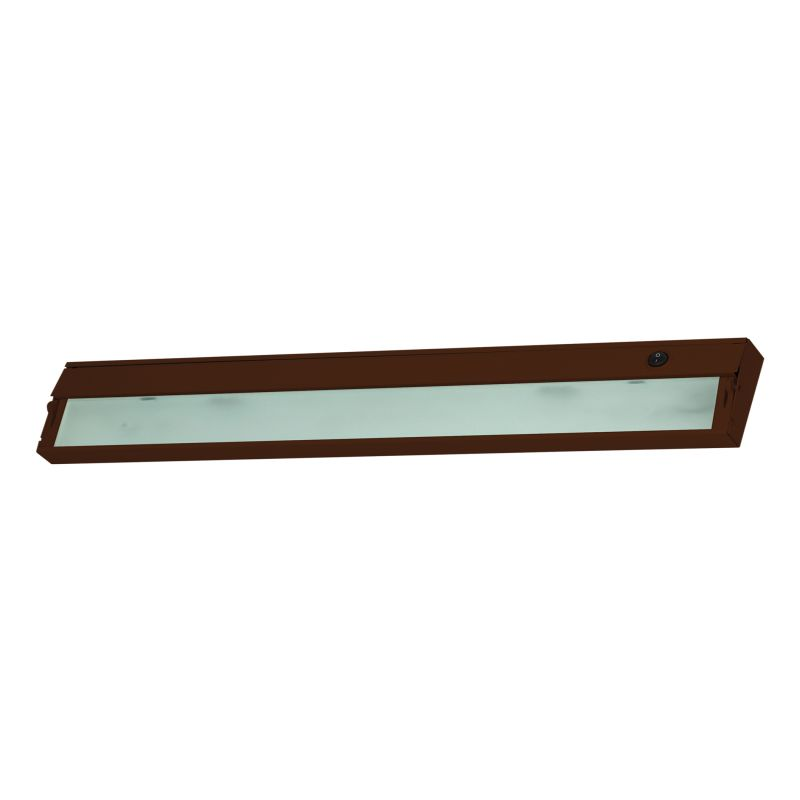 "Cornerstone Lighting A134UC Aurora 4 Light 4.75"" Light Bar Bronze"