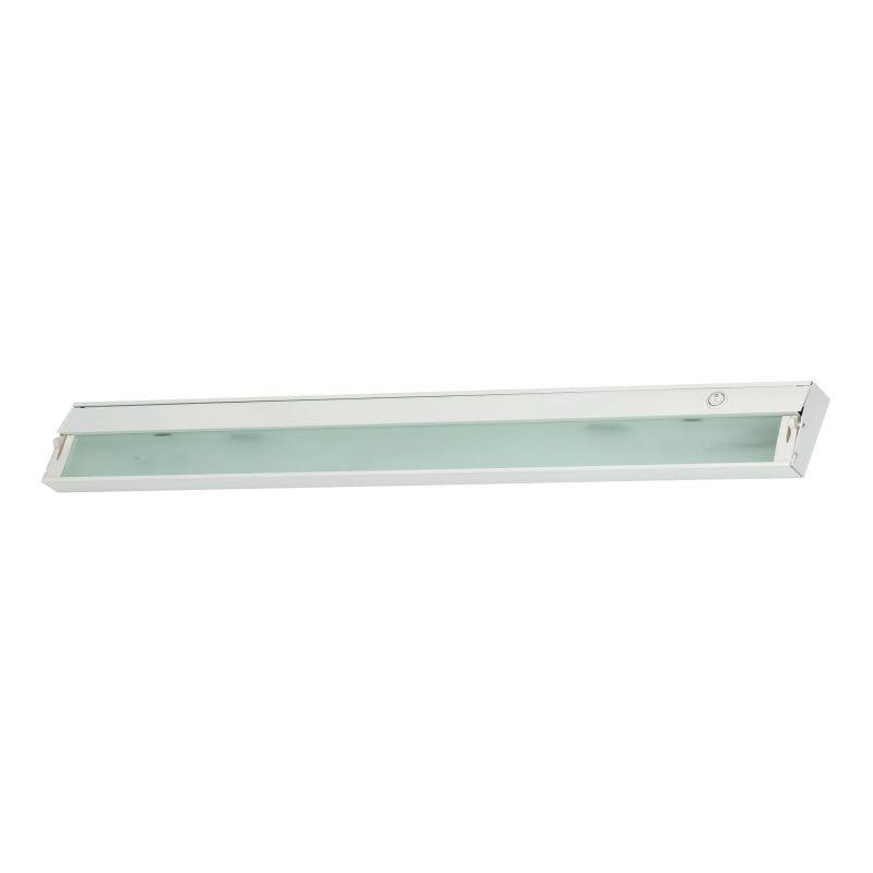Cornerstone Lighting A148UC Aurora 6 Light 4.75&quote Light Bar White