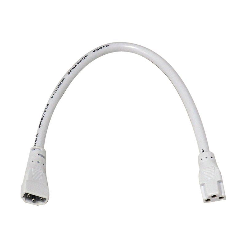 "Cornerstone Lighting A320LL Aurora 12"" Flexible Connector White"
