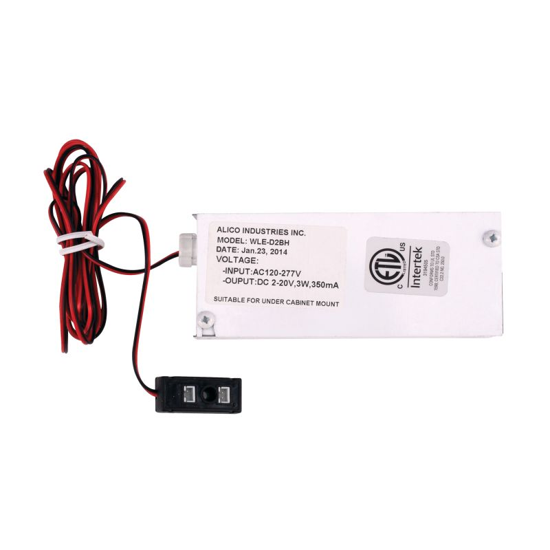 Cornerstone Lighting A401DR Drivers Non-Dimmable Driver with Wiring