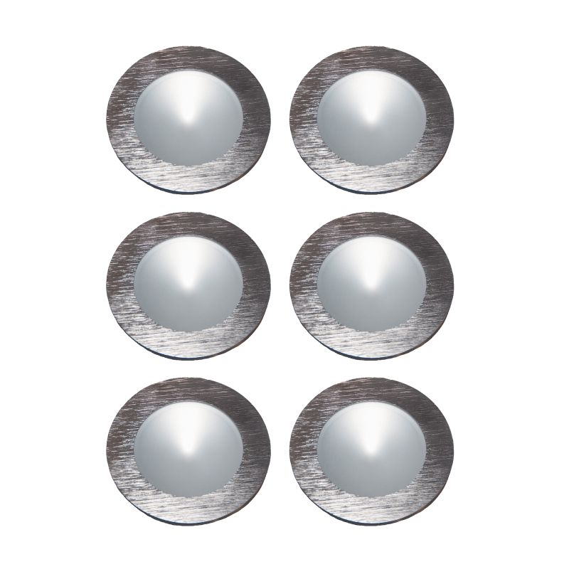 Cornerstone Lighting A706DL Ursa 6 Light Recessed LED Trim Brushed Sale $410.00 ITEM: bci2674157 ID#:A706DL/29 UPC: 748119078243 :
