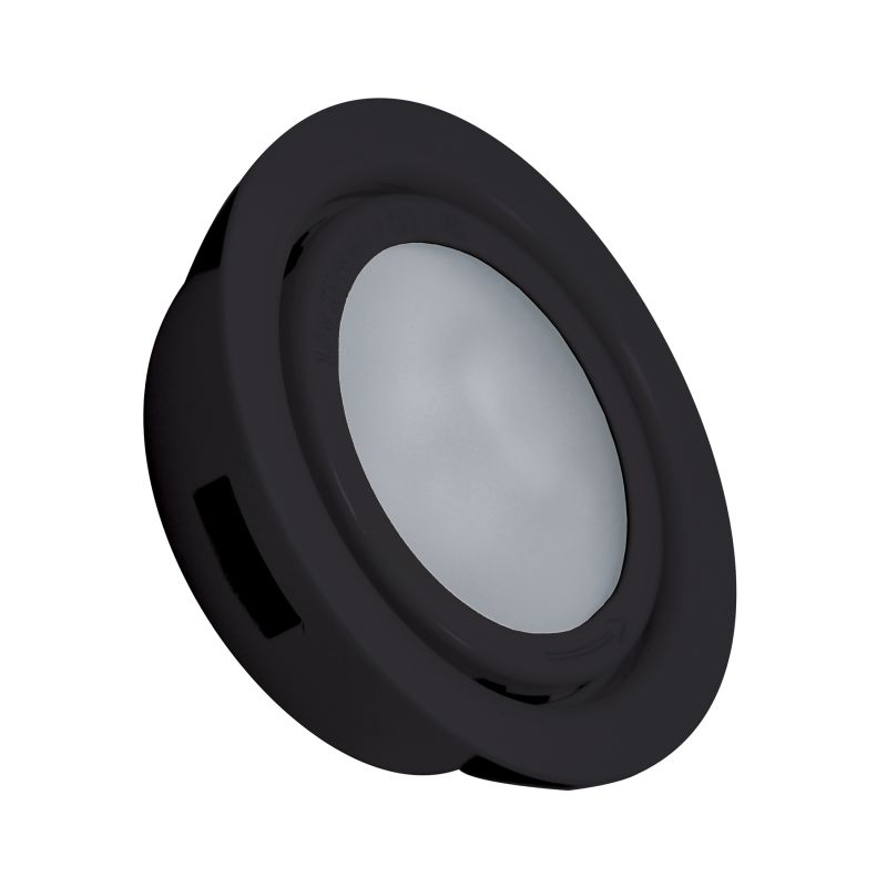 Cornerstone Lighting A710DL Aurora 1 Light Recessed Open Trim Black