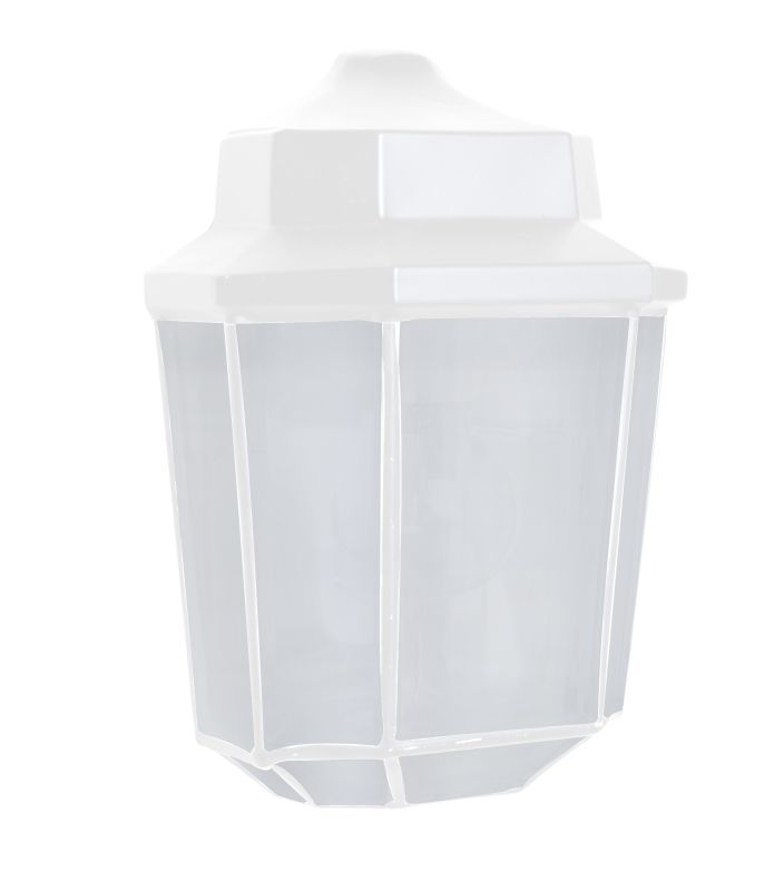Costaluz 3028-FR 1 Light Incandescent Outdoor Wall Sconce with Frosted
