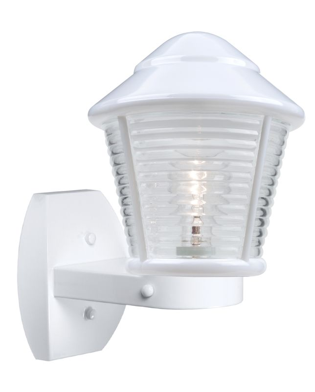 Costaluz 3100-WALL 1 Light Incandescent Outdoor Wall Sconce with Clear