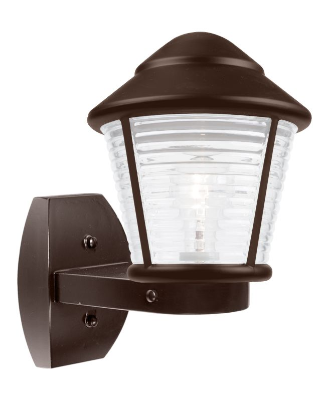 Costaluz 3100-WALL-FR 1 Light Incandescent Outdoor Wall Sconce with