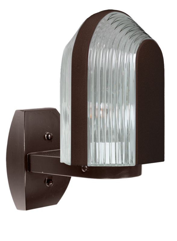 Costaluz 3139-WALL 1 Light Incandescent Outdoor Wall Sconce with Clear