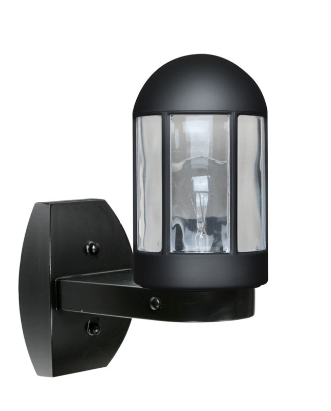 Costaluz 3151-WALL 1 Light Incandescent Outdoor Wall Sconce with Clear