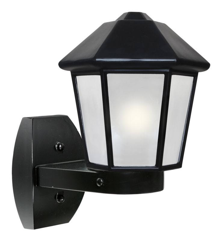 Costaluz 3272-WALL-FR 1 Light Incandescent Outdoor Wall Sconce with
