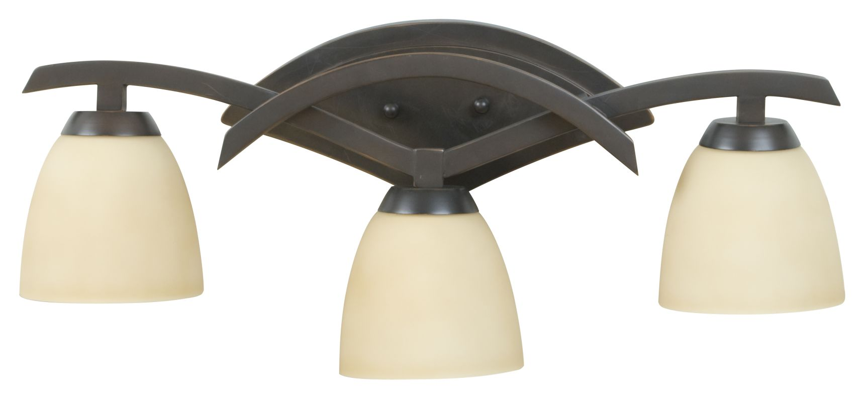 Craftmade 14024 Viewpoint 3 Light Bathroom Vanity Light - 24 Inches Sale $189.00 ITEM: bci1726228 ID#:14024OBG3 UPC: 647881105167 :