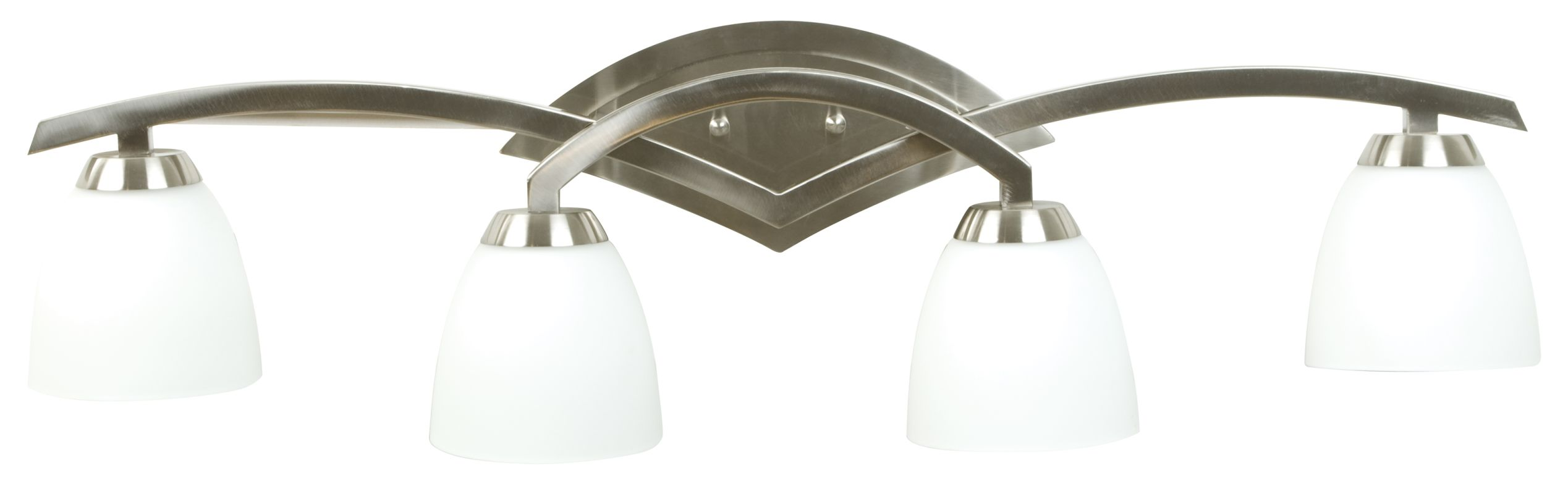 Craftmade 14035 Viewpoint 4 Light Bathroom Vanity Light - 35 Inches