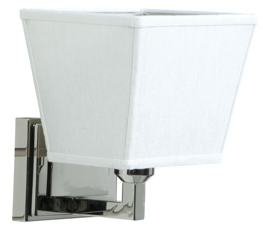 Craftmade 14109 Denton 1 Light Bathroom Wall Sconce - 8.5 Inches Wide Sale $75.00 ITEM: bci1726231 ID#:14109PLN1 UPC: 647881105198 :