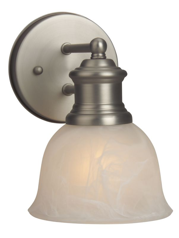 Craftmade 19805 Lite Rail 1 Light Bathroom Wall Sconce - 5.75 Inches