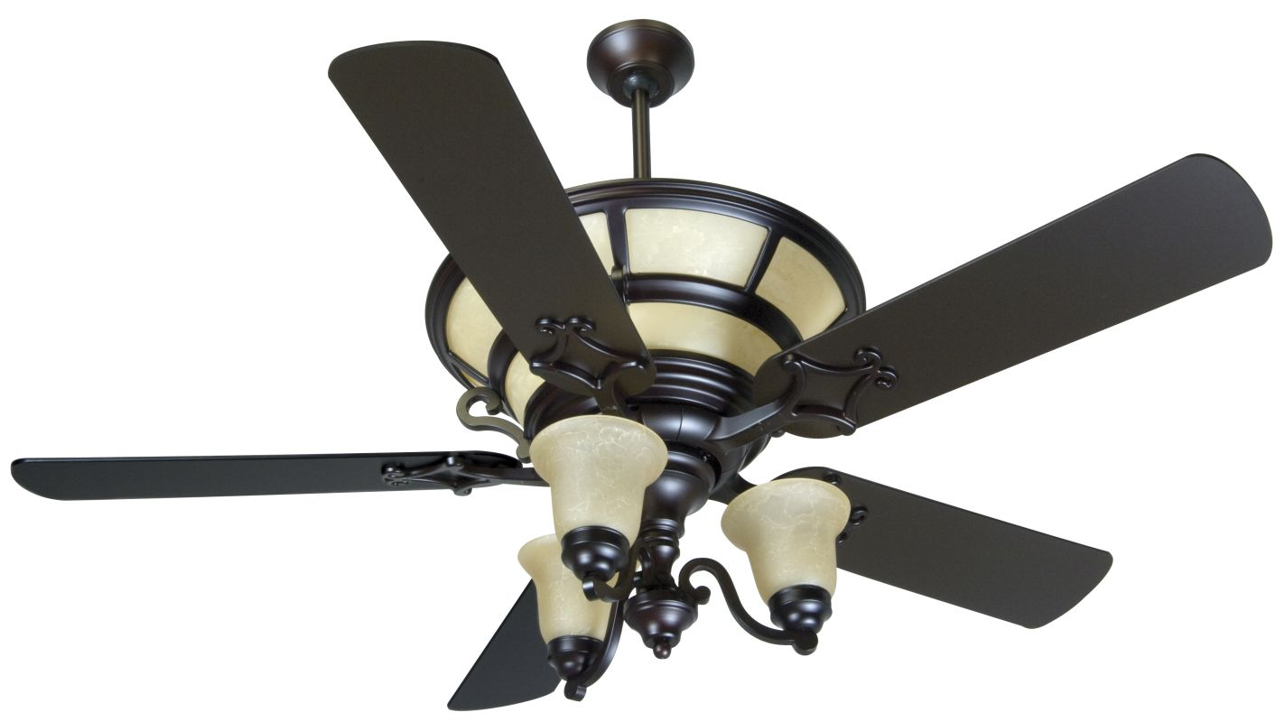Craftmade HA52 Hathaway 52&quote 5 Blade DC Indoor Ceiling Fan - Remote and