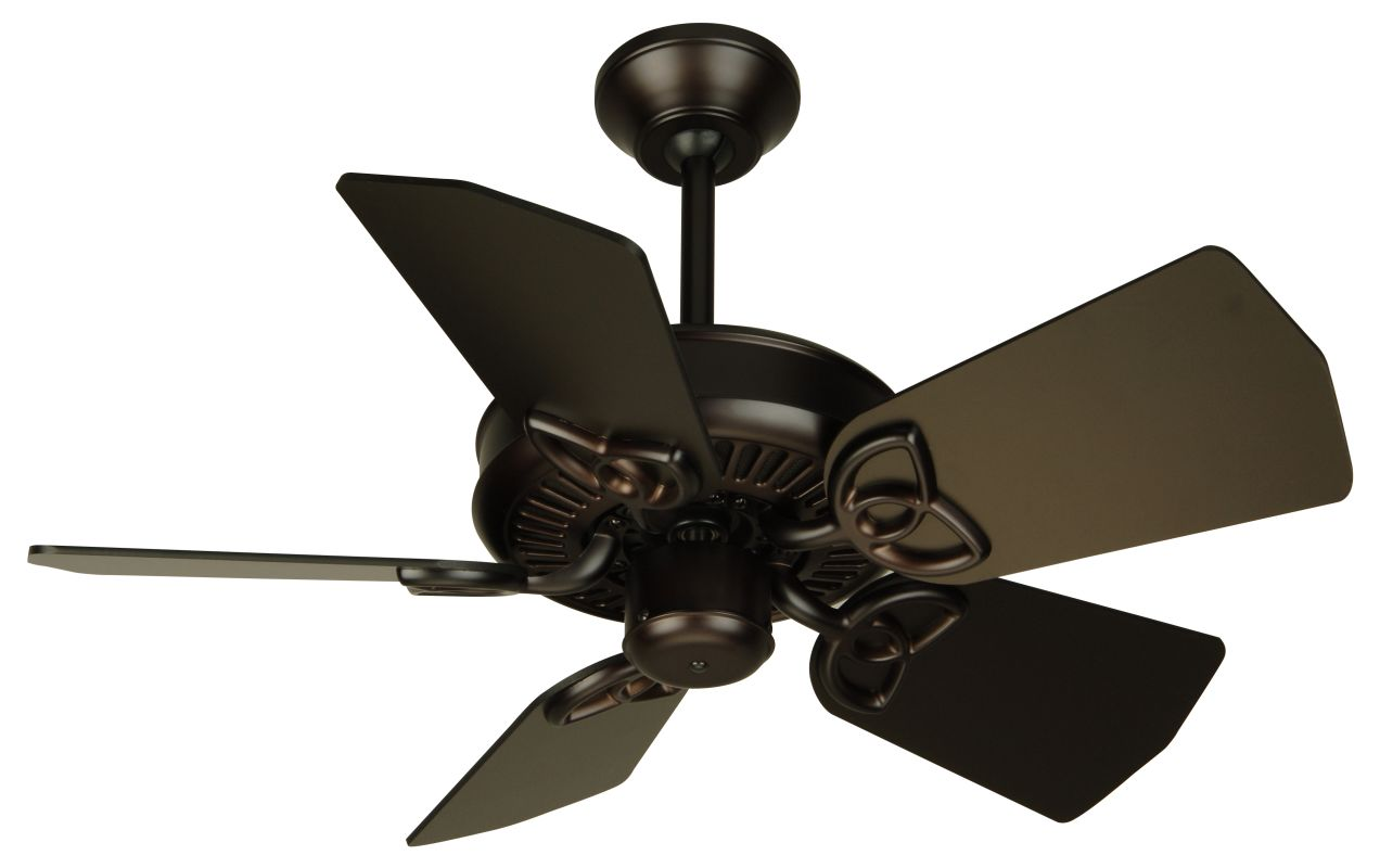"""Craftmade Piccolo 29"""" 5 Blade Indoor Ceiling Fan Oiled Bronze Fans"""