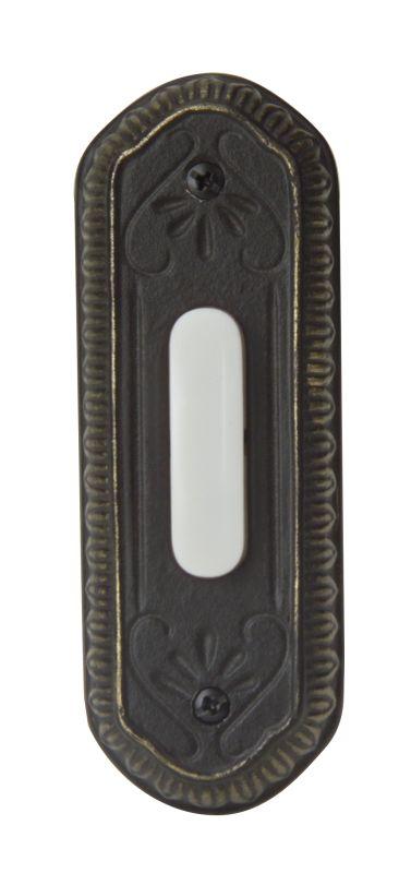 Craftmade PB3034 Surface Mount Designer Pushbutton from the Designer Sale $27.50 ITEM: bci1403270 ID#:PB3034-AZ UPC: 647881044176 :