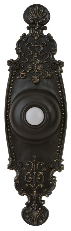 Craftmade PB3035 Surface Mount Designer Pushbutton from the Designer