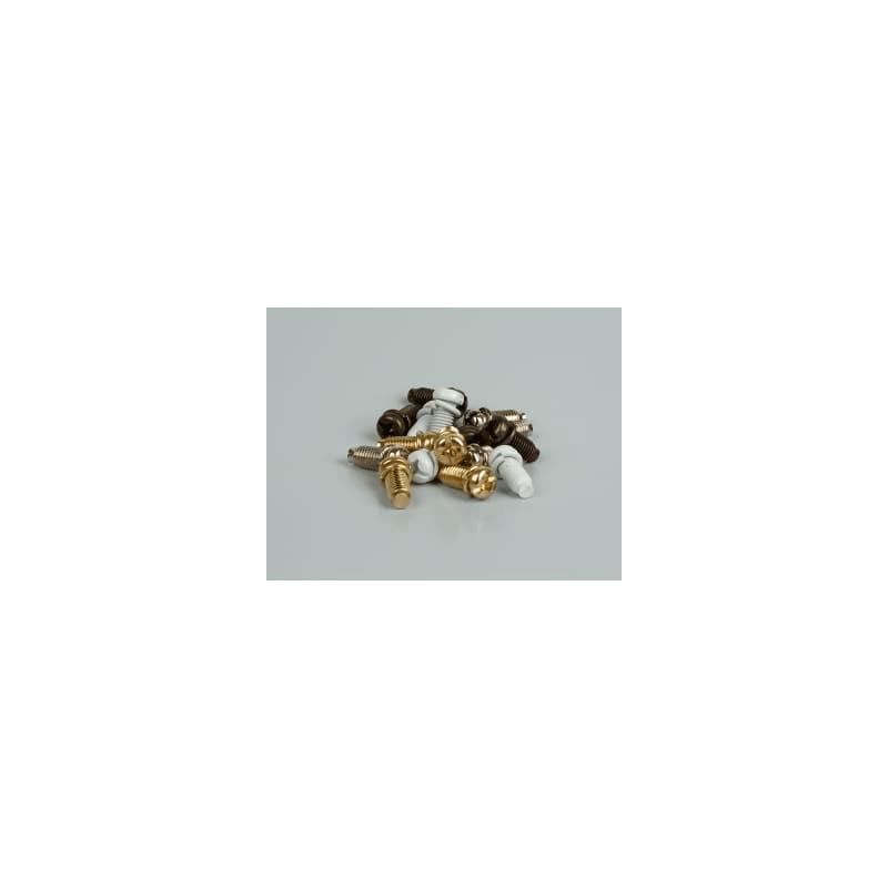 Craftmade rp 11ab antique brass motor screws for craftmade for Ceiling fan motor screws