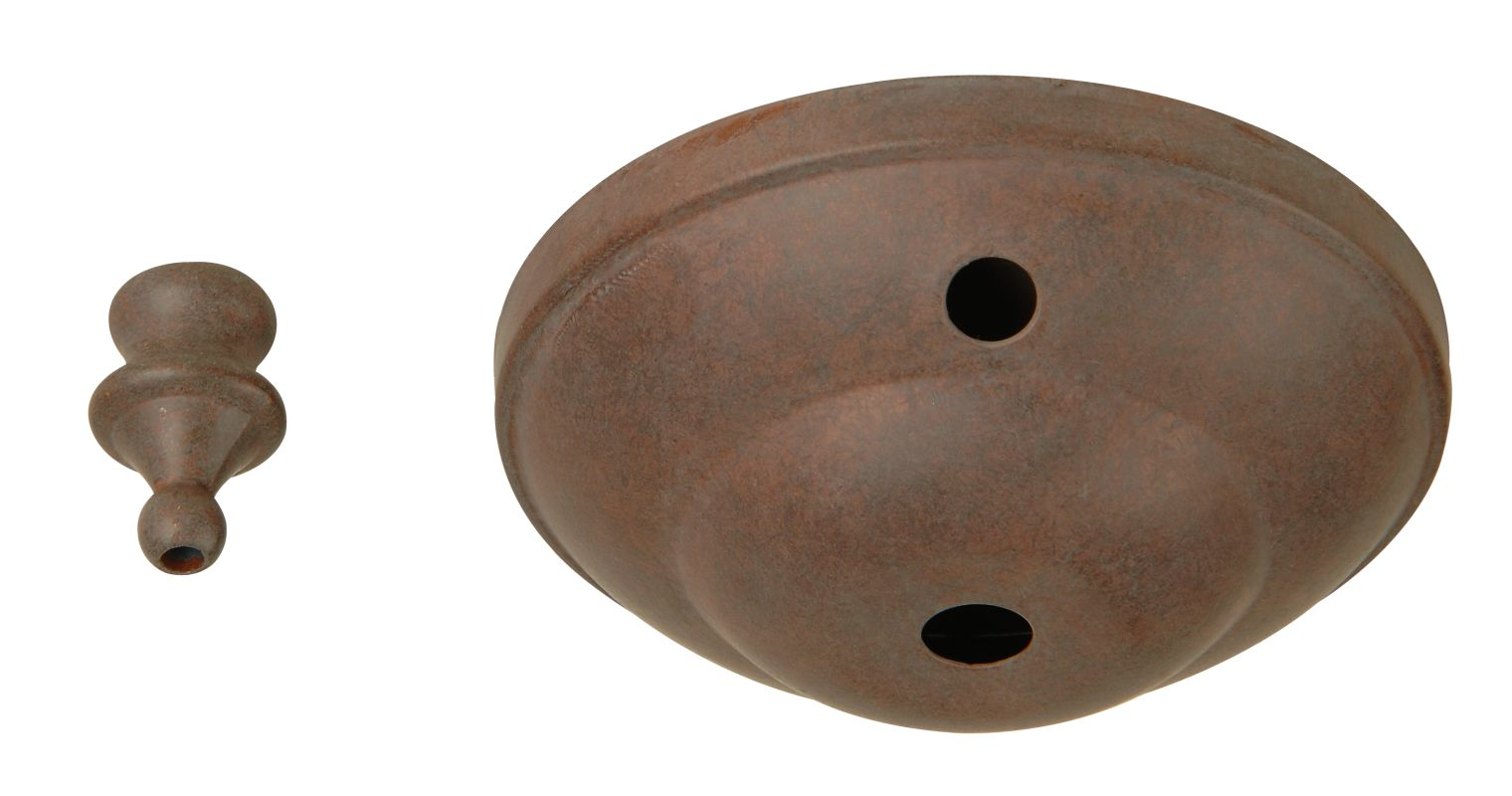 Craftmade RP-3803 Replacement Metal Cap for Craftmade Ceiling Fan Bowl