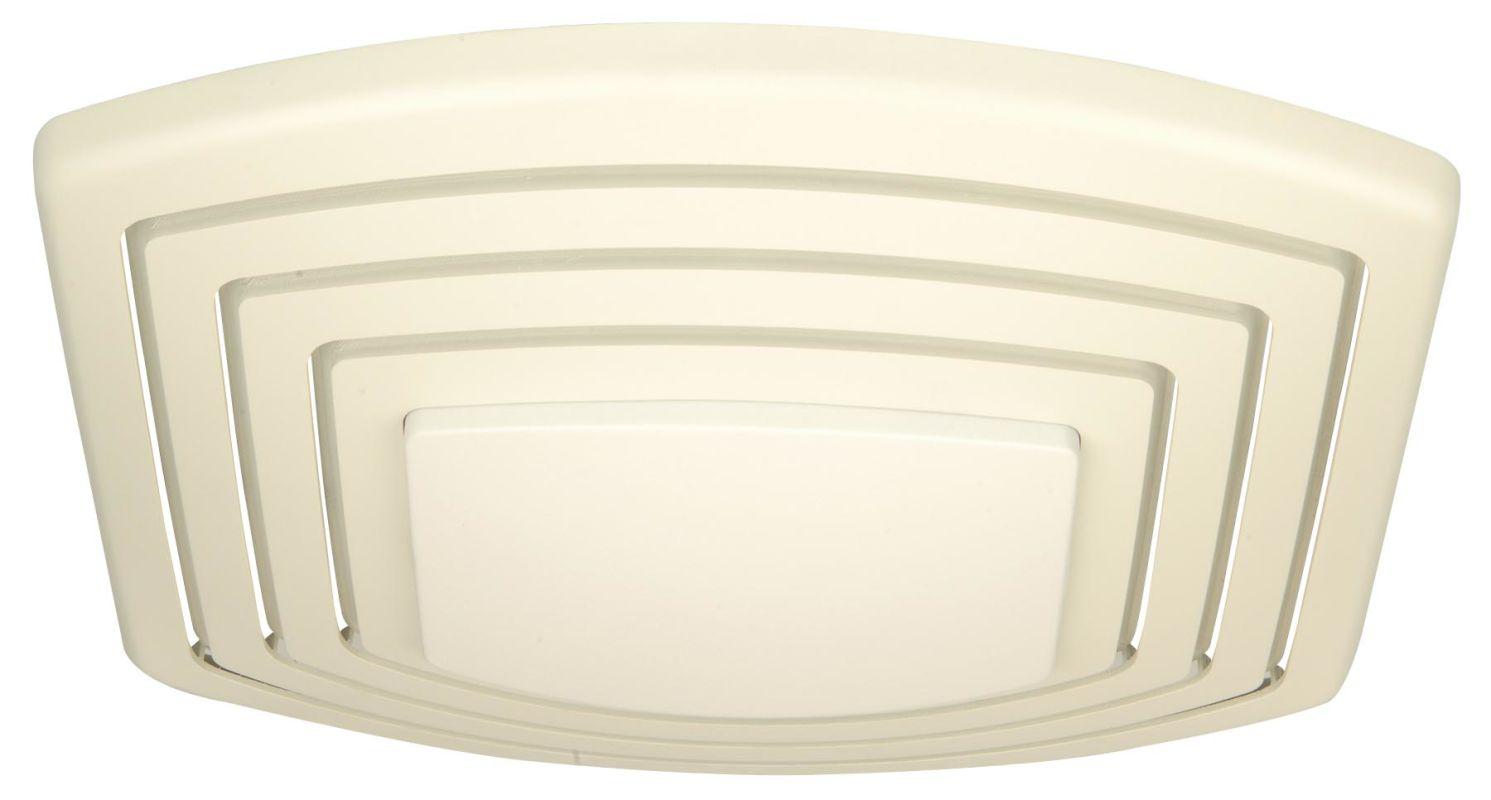 Craftmade TFV110SL 110 CFM Ventilation Fan / Light Combination from