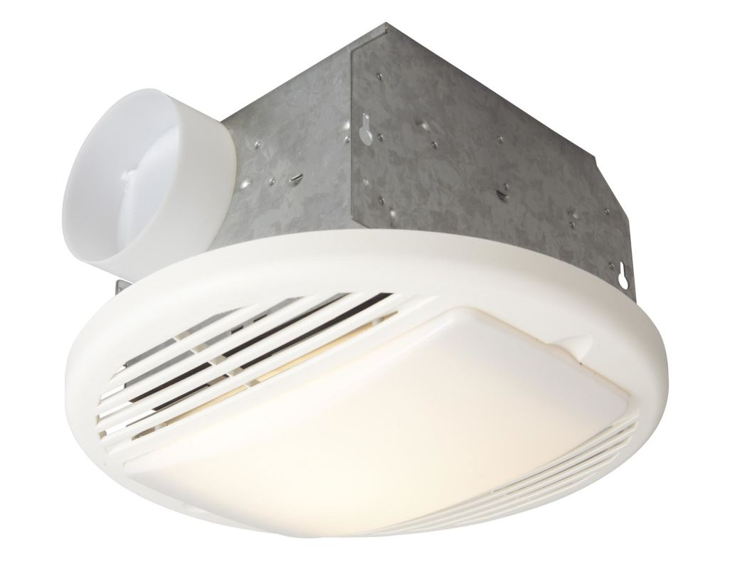 Craftmade TFV70L 70 CFM Ventilation Fan / Light Combination from the Sale $85.00 ITEM: bci726137 ID#:TFV70L UPC: 647881078935 :
