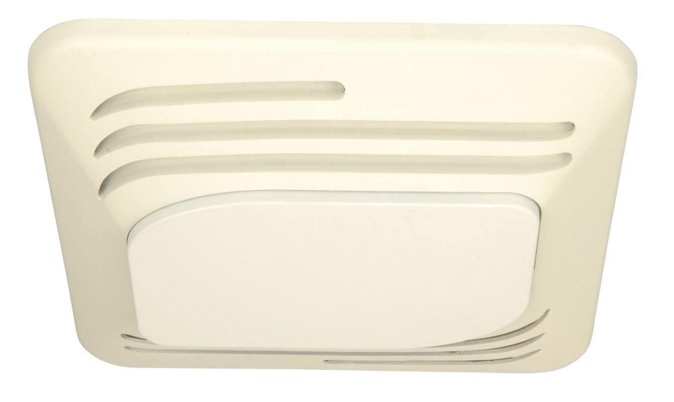 Craftmade TFV80SL 80 CFM Ventilation Fan / Light Combination from the