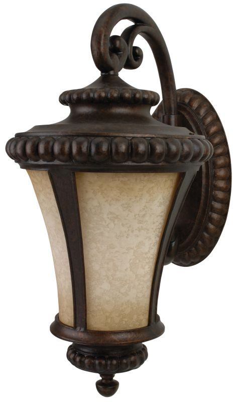 Craftmade Z1234 Prescott 3 Light Outdoor Wall Sconce - 16 Inches Wide