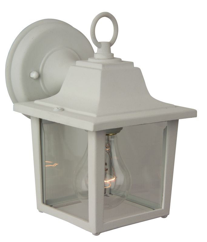 Craftmade Z190 Coach Lights 1 Light Outdoor Wall Sconce - 5.25 Inches Sale $27.00 ITEM: bci687464 ID#:Z190-04 UPC: 647881019013 :