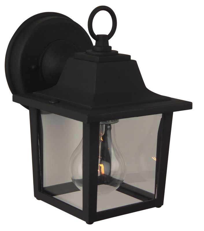 Craftmade Z190 Coach Lights 1 Light Outdoor Wall Sconce - 5.25 Inches