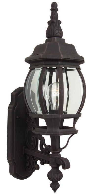 Craftmade Z320 French Style 1 Light Outdoor Wall Sconce - 6.5 Inches