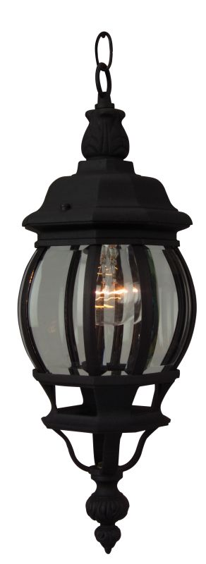 Craftmade Z321 French Style 1 Light Lantern Outdoor Pendant - 6.25