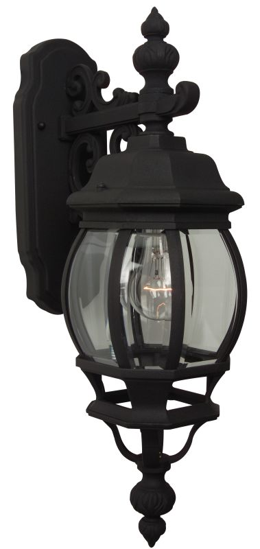 Craftmade Z324 French Style 1 Light Outdoor Wall Sconce - 8 Inches