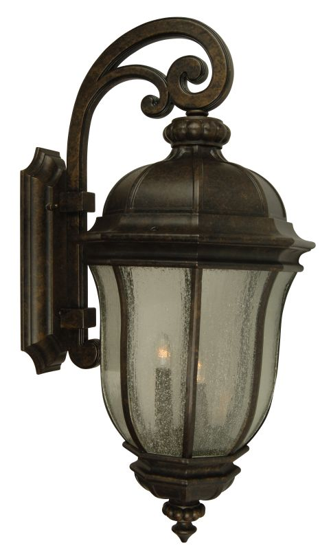 Craftmade Z3324 Harper 3 Light Outdoor Wall Sconce - 12 Inches Wide Sale $299.00 ITEM: bci726172 ID#:Z3324-112 UPC: 647881079956 :