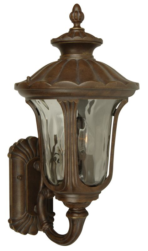 Craftmade Z3520 Scheffield 2 Light Outdoor Wall Sconce - 11 Inches