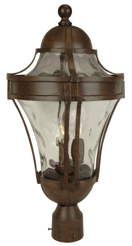 Craftmade Z4225 Parish 3 Light Large Post Light Aged Bronze Outdoor Sale $189.00 ITEM: bci1024049 ID#:Z4225-98 UPC: 647881097158 :