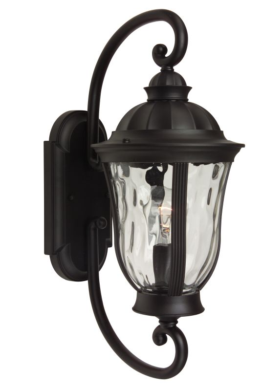 Craftmade Z6000 Frances 1 Light Outdoor Wall Sconce - 8 Inches Wide