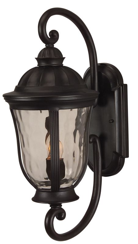 Craftmade Z6010 Frances 2 Light Outdoor Wall Sconce - 9.5 Inches Wide