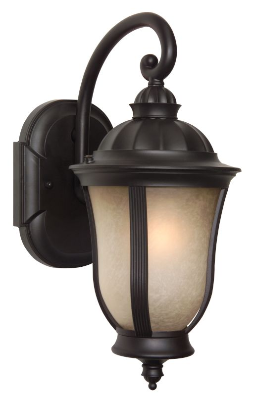 Craftmade Z6104 Frances II 1 Light Outdoor Wall Sconce - 6.25 Inches