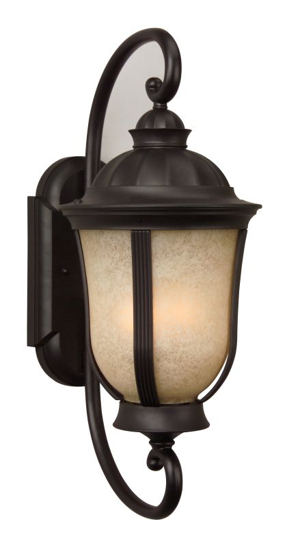 Craftmade Z6120 Frances II 3 Light Outdoor Wall Sconce - 12 Inches