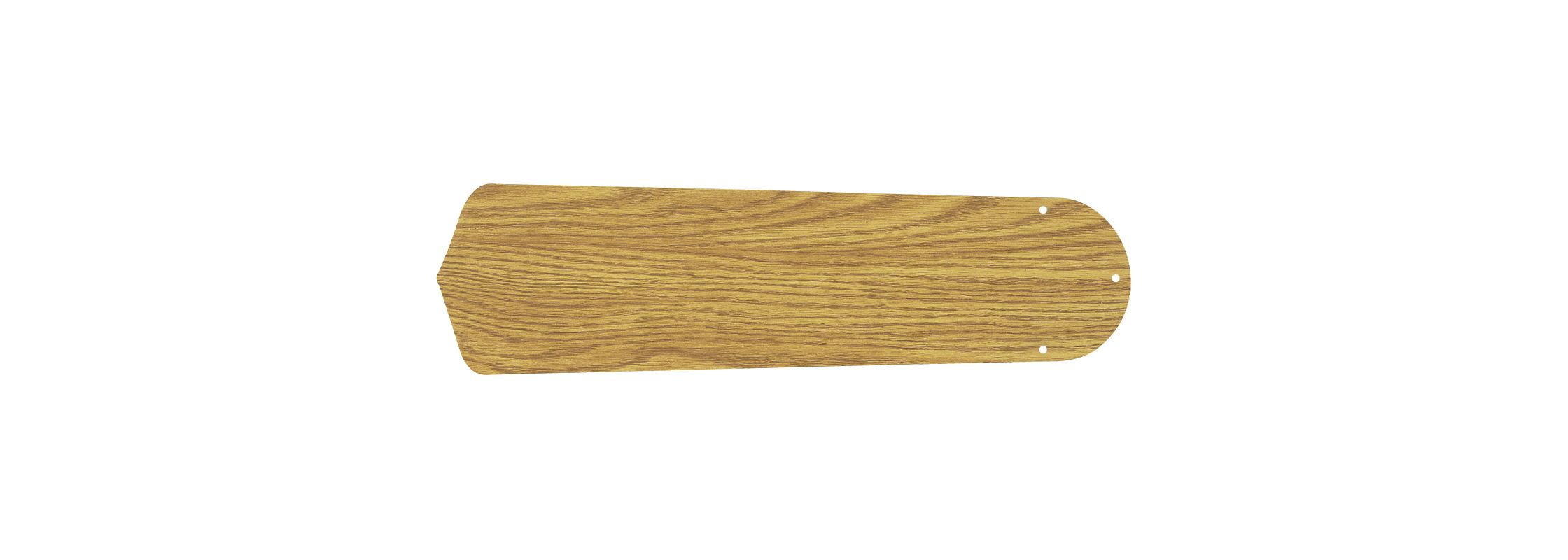Craftmade BCD52 52&quote Replacement Blades - Sold in Packs of 5 Light Oak