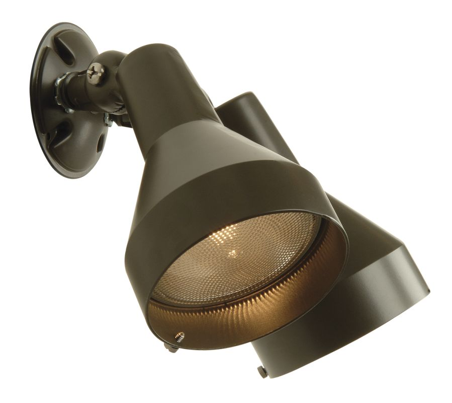 Craftmade BF-2 Modern 2 Light Dual Head Flood Light Bronze Verdi