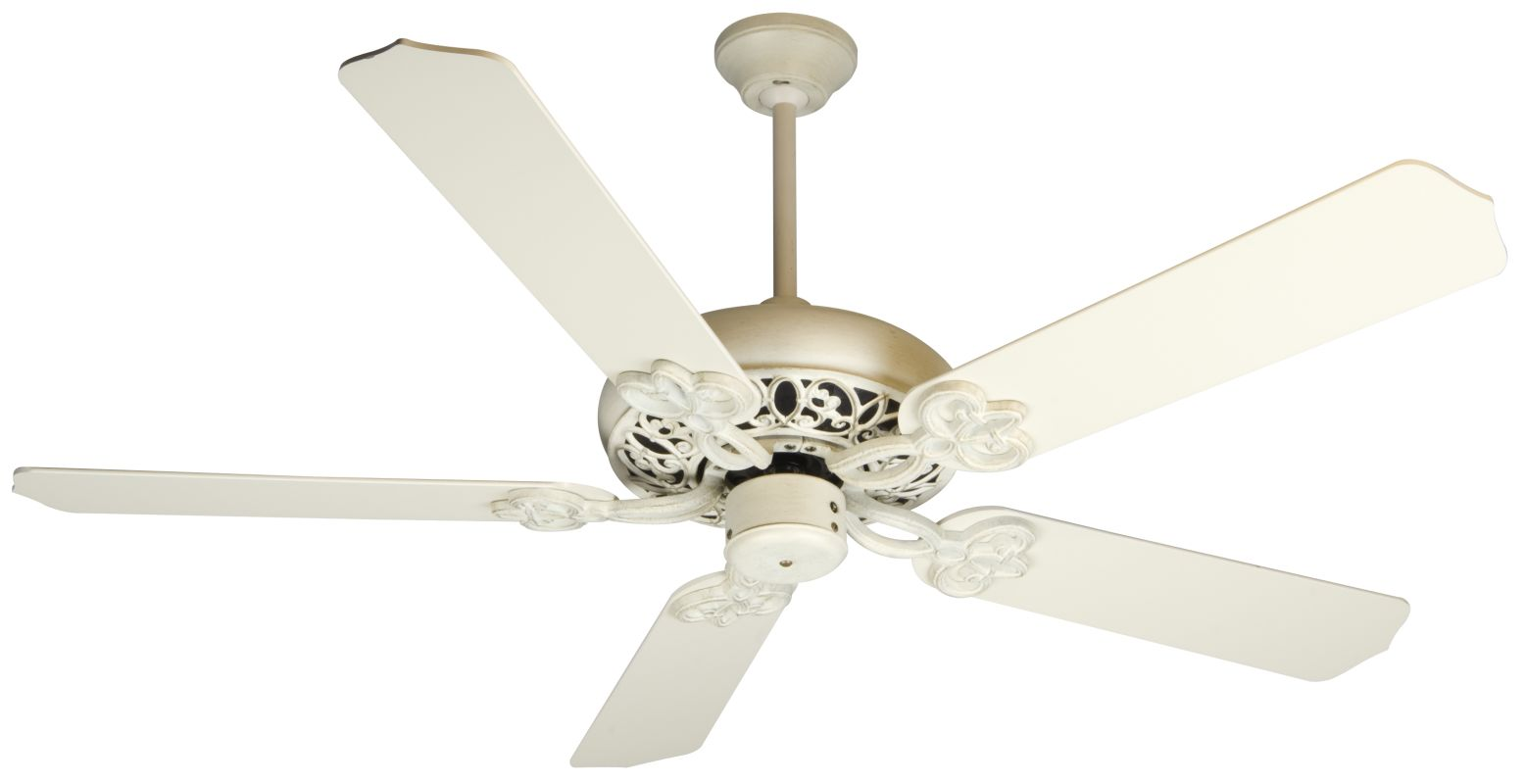 "Craftmade Cecilia 52"" 5 Blade Energy Star Indoor Ceiling Fan Antique"