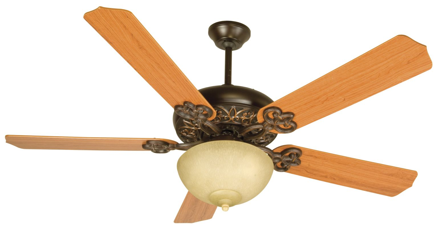 "Craftmade Cecilia Unipack Contractor 42"" 5 Blade Indoor Ceiling Fan -"