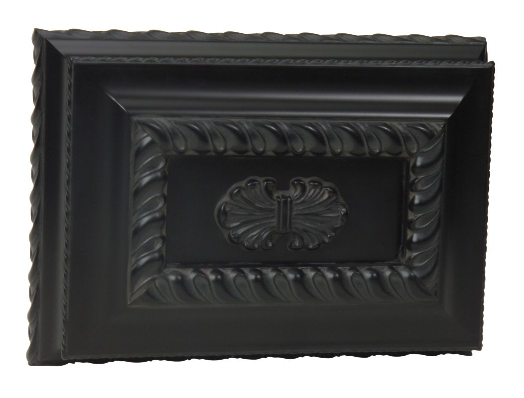 "Craftmade CH1201 Traditional 9.63"" Wide Hand-Carved Jewel Box Door"