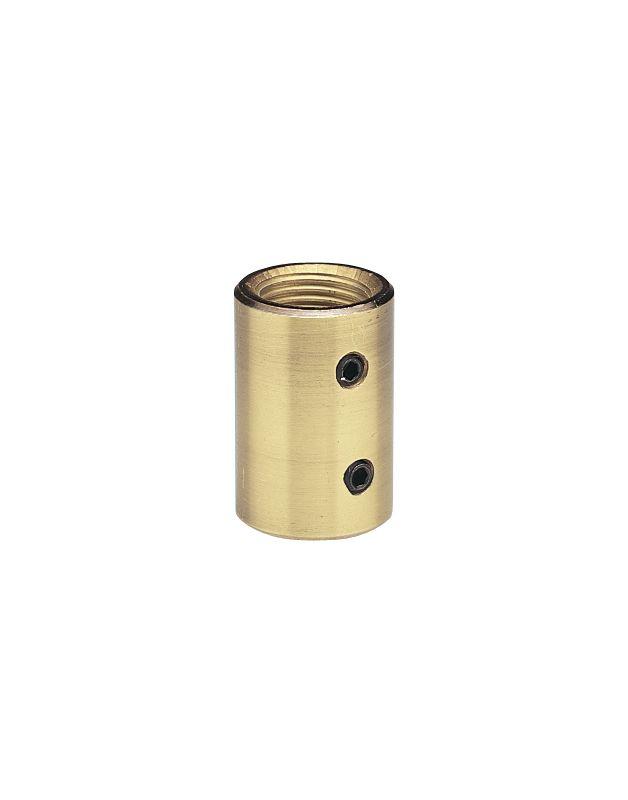 Craftmade Coupler Downrod Coupler for Craftmade Ceiling Fans Dark Sale $7.75 ITEM: bci1599949 ID#:COUPLER-DC UPC: 647881080686 :