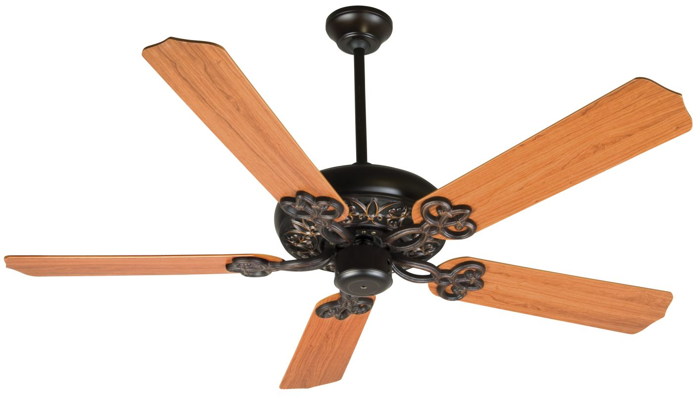 "Craftmade Cecilia 52"" 5 Blade Energy Star Indoor Ceiling Fan Oiled"