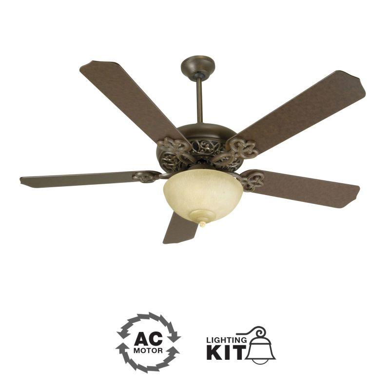"""Craftmade Cecilia Unipack Contractor 42"""" 5 Blade Indoor Ceiling Fan -"""