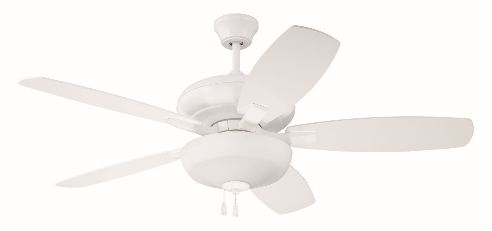 Craftmade FZA525C1 Forza 52&quote 5 Blade Indoor Ceiling Fan - Blades and