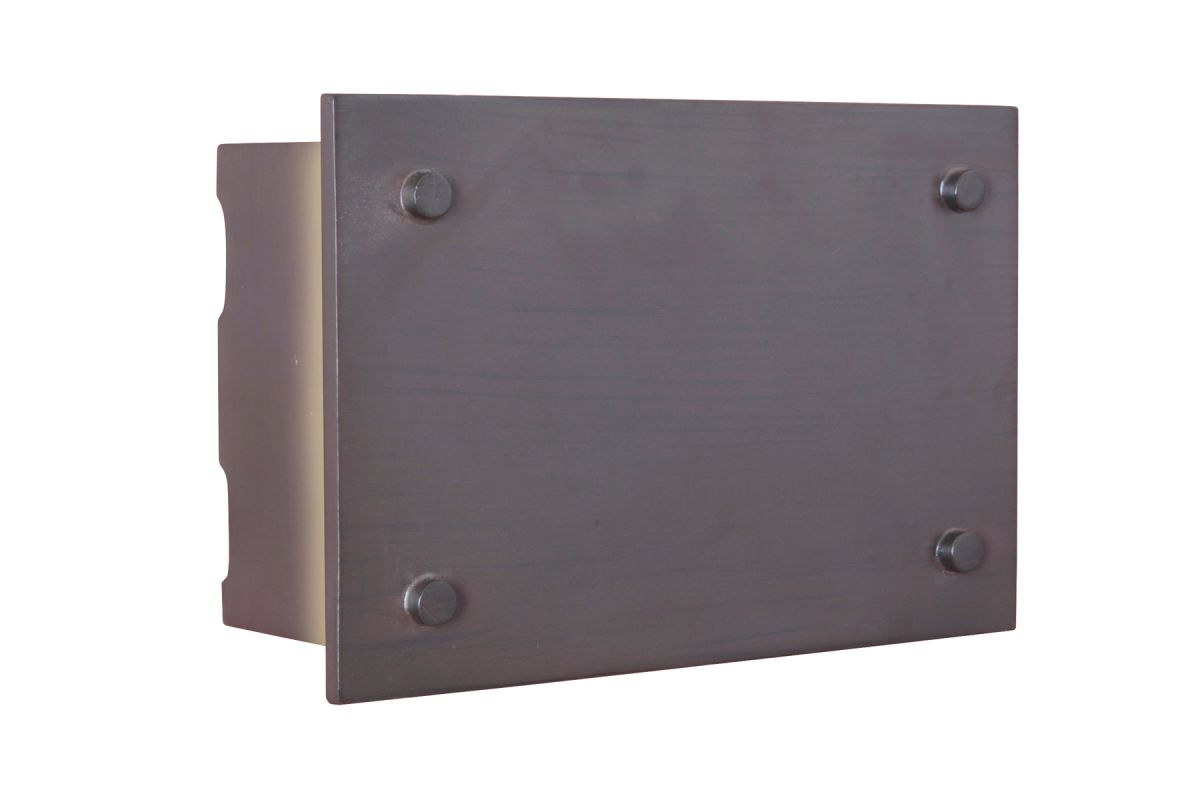 """Craftmade ICH1600 9.13"""" x 6.25"""" Rectangle LED Industrial Door Chime 2 Sale $99.00 ITEM: bci2404121 ID#:ICH1600-AI UPC: 647881118136 :"""