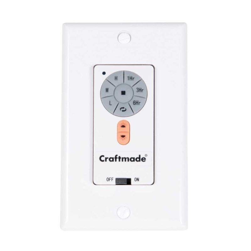 Craftmade Icswall Wall Control For Craftmade Fans Lighting